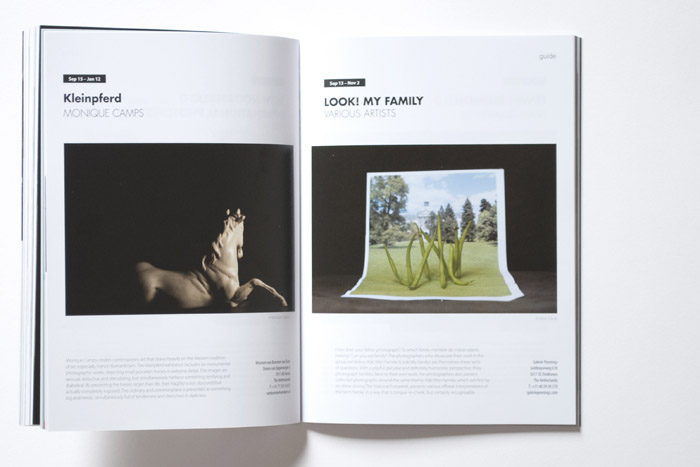 Foto sperziebonen in GUP International Photography Magazine